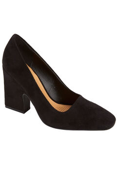 Emma Microsuede Pumps by Comfortview®,