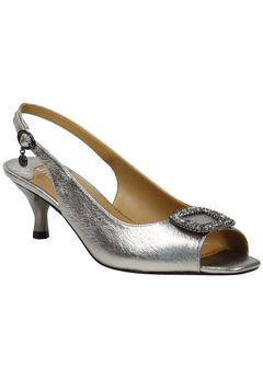 Medeleina Pumps by J. Renee',