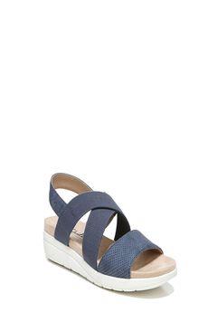 Plush Sandals,