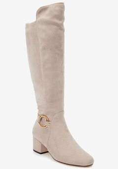 The Ruthie Wide Calf Boot by Comfortview®,