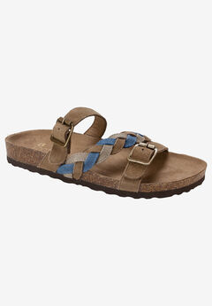 Huntington Sandal by White Mountain,