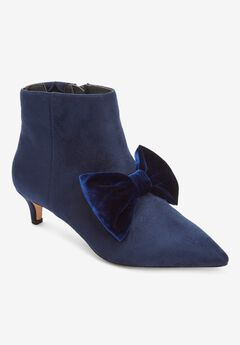 The Kitt Bootie , NAVY