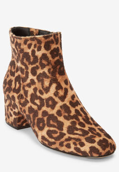 The Sidney Bootie , LEOPARD