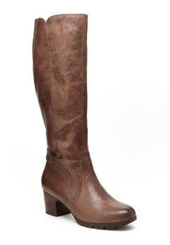 Cahi Wide Calf Boots   ,