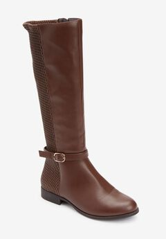 The Reeve Wide Calf Boot By Comfortview®,