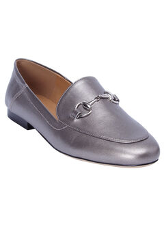 The Galina Flat by Comfortview®, GUNMETAL
