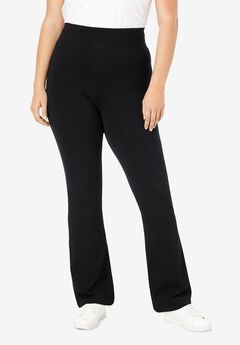 Essential Stretch Yoga Pant, BLACK