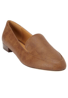 The Cynthia Flat by Comfortview®, MEDIUM BROWN