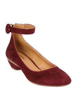 The Pixie Pump , BURGUNDY