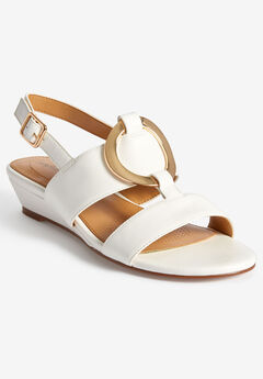 The Rosetta Sandal by Comfortview®,