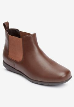 The Alisa Bootie , DARK BROWN