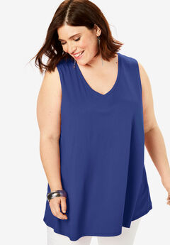 Swing Ultimate Tank, ULTRA BLUE