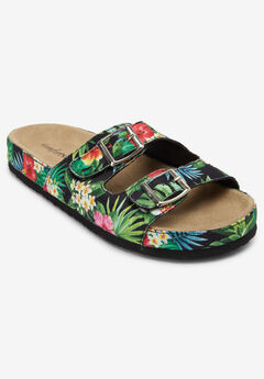 c399a79157e Maxi Footbed Sandal by Comfortview®