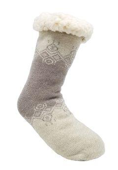 Colorblock Pattern Slipper Sock Slipper Socks,
