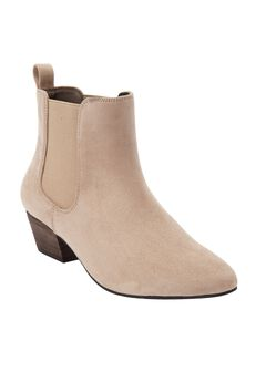 The Janey Bootie by Comfortview®,