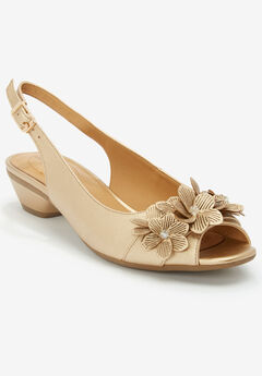 1ee9649515e The Rider Slingback by Comfortview®