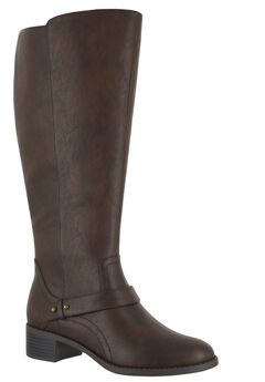 Jewel Plus Wide Calf Boots by Easy Street®,