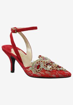 Desdemona Pump by J.Renee®,