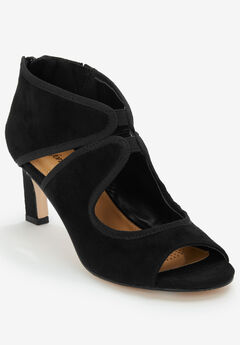 The Mila Shootie by Comfortview®, BLACK