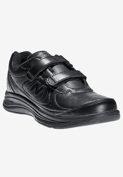 The 577 Hook & Loop Sneaker, BLACK