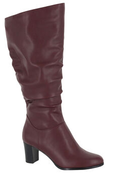 Tessla Wide Calf Boots by Easy Street®,