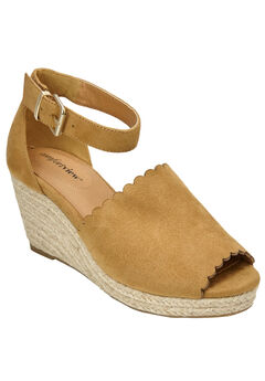 Astrid Espadrilles by Comfortview®, TAN