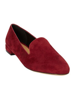 The Colleen Flat by Comfortview®, RICH BURGUNDY