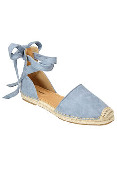 The Shayla Flat Espadrille ,