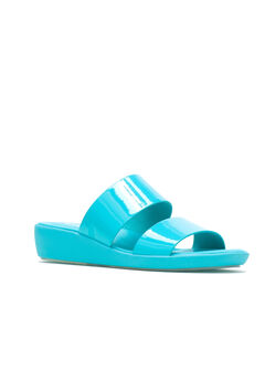 Brite Jells Slide Sandals,