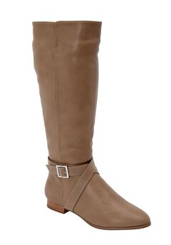 The Arizona Wide Calf Boot by Comfortview®,