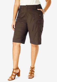 Cargo Shorts, CHOCOLATE