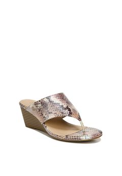 Nifty Sandal by SOUL Naturalizer,