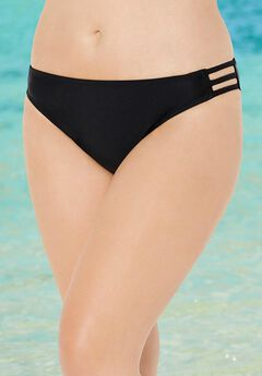 Triple String Swim Brief,