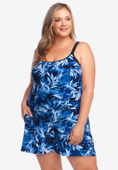 Swim Romper by Maxine of Hollywood,