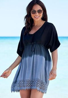 Renee Ombre Cover Up Dress,