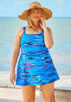 Princess Seam Swimdress,