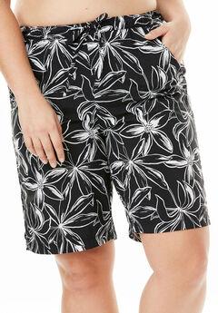 Taslon® Swim Board Shorts,