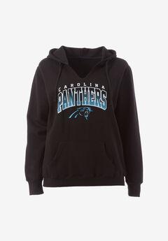 NFL® Panthers Full-Zip Fleece Hoodie,