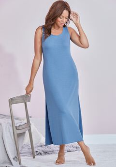Stevie Ribbed Maxi Dress,