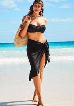 Remi Convertible Cover Up Sarong,