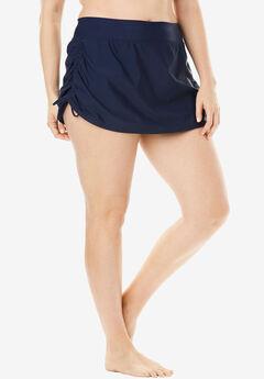 Side-Tie Swim Skirt by Penbrooke,