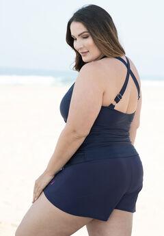 a1d388f0d9e74d Nautica Plus Size Swimwear for Women   Jessica London
