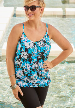 d6e22493a48 Plus Size Swimsuit Tops for Women