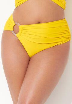 GabiFresh Sunburst Bikini Bottom, MEDALLION
