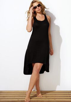 Lillian High Low Cover Up Dress,