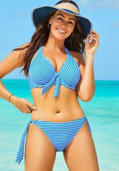 Belle Halter Underwire Bikini Set,