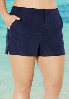 Cargo swim shorts,