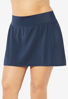 High-Waist Swim Skirt by Trimshaper® by Miraclebrand,
