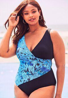 335727ee1c Women's Clearance Plus Size Swimwear | Jessica London