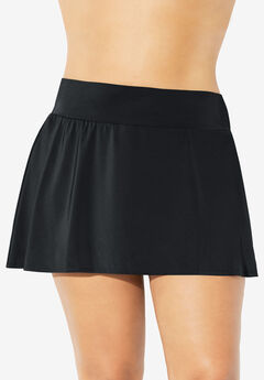 High-Waist Swim Skirt by Trimshaper® by Miraclebrand,